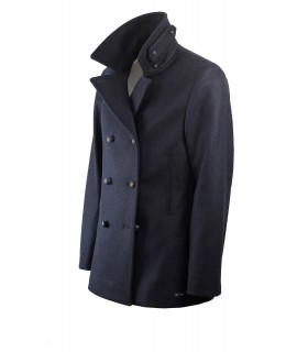 CAPPOTTO GALION NAVY SAINT JAMES