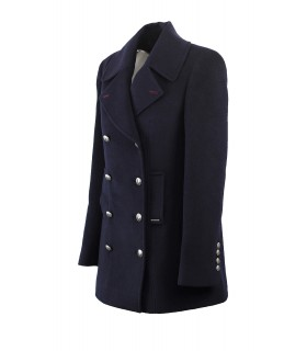 CAPPOTTO ST BRIAC III NAVY SAINT JAMES