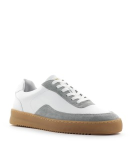 SNEAKER MONDO RIPPLE CARYE BIANCO FILLING PIECES