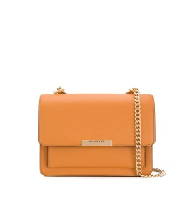 MICHAEL KORS JADE ORANGE UMHÄNGETASCHE