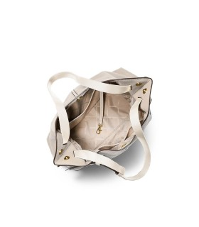 MICHAEL KORS DOWNTOWN ASTOR BEIGE SHOPPERTASCHE