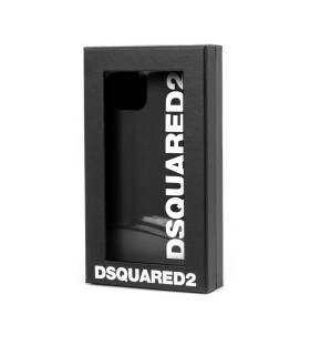 COVER IPHONE 11 PRO MAX NERA LOGO DSQUARED2