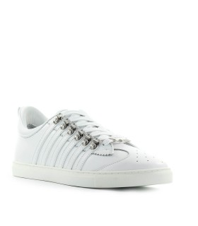 DSQUARED2 LOW SOLE WHITE SNEAKER