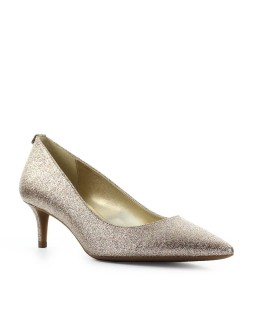 MICHAEL KORS SARA FLEX KITTEN MULTI GLITTER PUMP