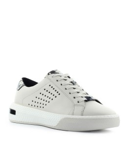 SNEAKER CODIE LACE UP CREMA MICHAEL KORS