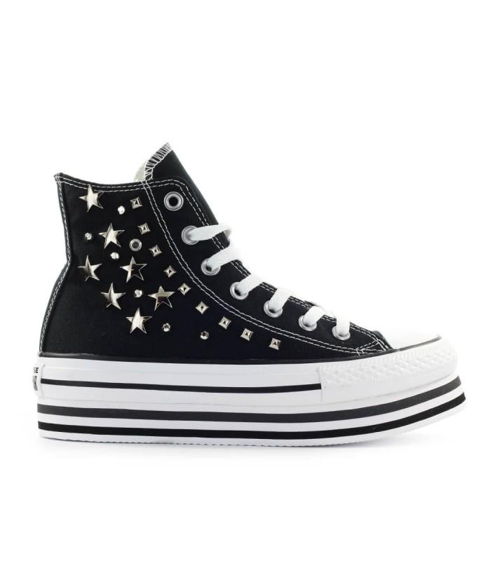 converse zapatillas con tachuelas
