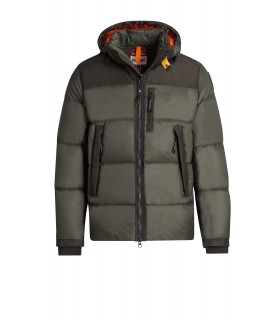 GIACCA GEN VERDE MILITARE PARAJUMPERS