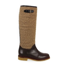 ROBERTO FESTA BELFORT BROWN HIGH BOOT