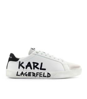 KARL LAGERFELD SKOOL WHITE SNEAKER