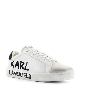 SNEAKER SKOOL BIANCA KARL LAGERFELD