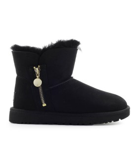 STIVALE BAILEY ZIP MINI NERO UGG