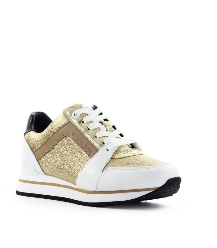 Michael Kors Billie Gold Sneaker