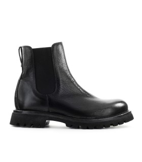 MOMA TEXAS BLACK CHELSEA BOOT