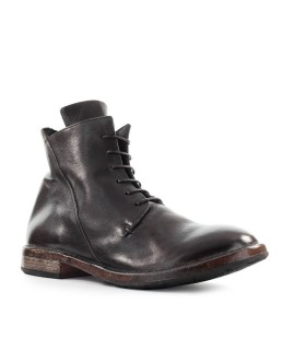 MOMA CUSNA DARK BROWN BOOT