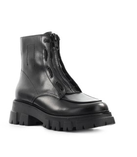 ASH LYNCH BLACK COMBAT BOOT