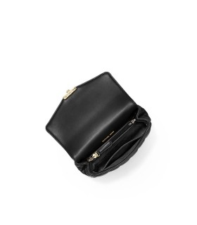 MICHAEL KORS SOHO SMALL BLACK CROSSBODY BAG