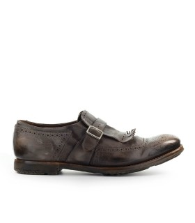CHURCH'S SHANGHAI DARK GREY LOAFER