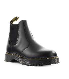DR. MARTENS 2976 BEX SMOOTH BLACK CHELSEA BOOT