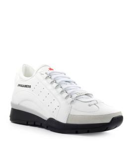 DSQUARED2 551 WHITE SNEAKER