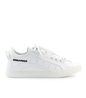 DSQUARED2 LOW SOLE WIT SNEAKER