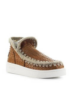MOU ESKIMO LIGHT BROWN SNEAKER