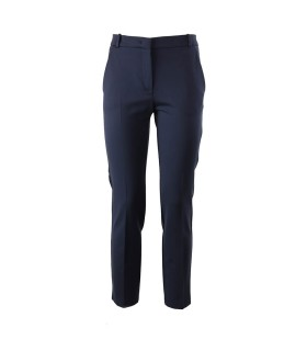 PINKO BELLO 100 DARK BLUE PANTS