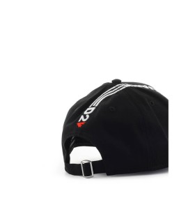 CAPPELLO DA BASEBALL LINE NERO DSQUARED2