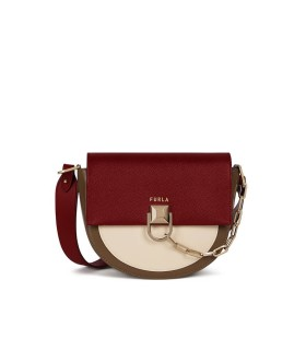 FURLA MISS MIMI' MINI TRICOLOR CROSSBODY BAG