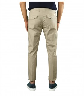 DEPARTMENT 5 PRINCE BEIGE CHINO PANTS