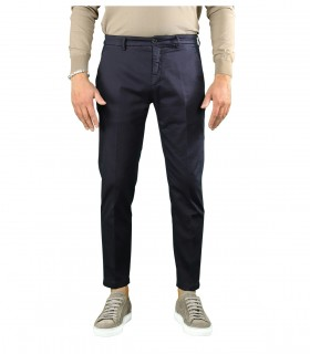 PANTALONE CHINO PRINCE BLU NAVY DEPARTMENT 5