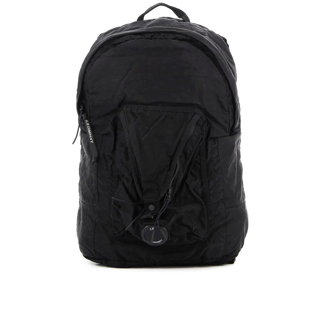 C.p. Company Backpacks NYLON B BLACK BACKPACK