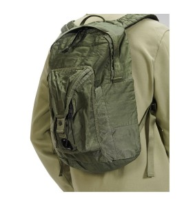 C.P. COMPANY NYLON B MILITARY GREEN BACKPACK