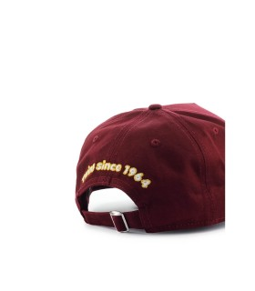 CAPPELLO DA BASEBALL DSQ2 CANADA BORDEAUX DSQUARED2
