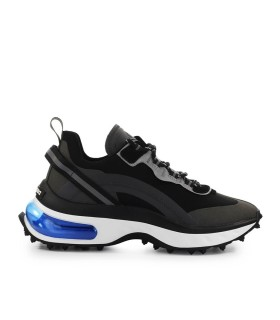 SNEAKER EVOLUTION BUBBLE NERO BLU DSQUARED2