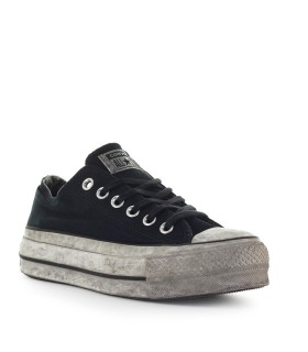 CONVERSE CHUCK TAYLOR ALL STAR SMOKED BLACK SNEAKER