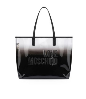 LOVE MOSCHINO SHADED SHOPPING BAG