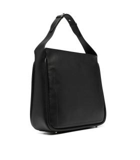 FURLA ESTER BLACK SHOPPING BAG