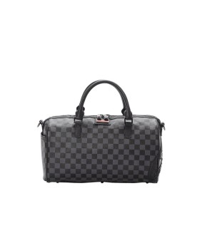 SPRAYGROUND HENNY BLACK MINI DUFFLE BAG