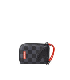 SPRAYGROUND HENNY BLACK WALLET