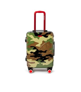 SPRAYGROUND CHECK&CAMOUFLAGE TROLLEY