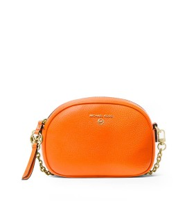 MICHAEL KORS JET SET ORANGE CROSSBODY BAG