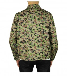 GIACCA CAMICIA BUTLER CAMOUFLAGE DEPARTMENT 5