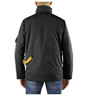 PARAJUMPERS DENALI SPRING BLACK JACKET