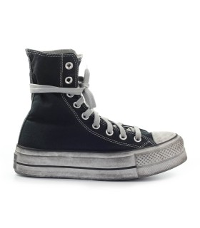 CONVERSE CHUCK TAYLOR ALL STAR LIFT BLACK SNEAKER