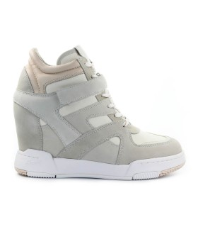 ASH BODY CREAM SNEAKER WITH WEDGE
