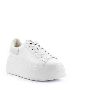 ASH MOBY WIT LICHTBLAUWE SNEAKER