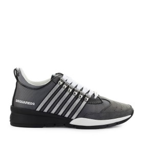 DSQUARED2 251 ANTHRACITE GREY SNEAKER