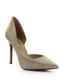 MICHAEL KEKE DORSAY GOLD PUMP