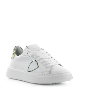 PHILIPPE MODEL TEMPLE PHYTON WEISS SNEAKER