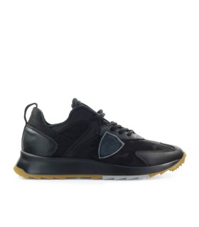 PHILIPPE MODEL ROYALE CAMOUFLAGE BLACK SNEAKER